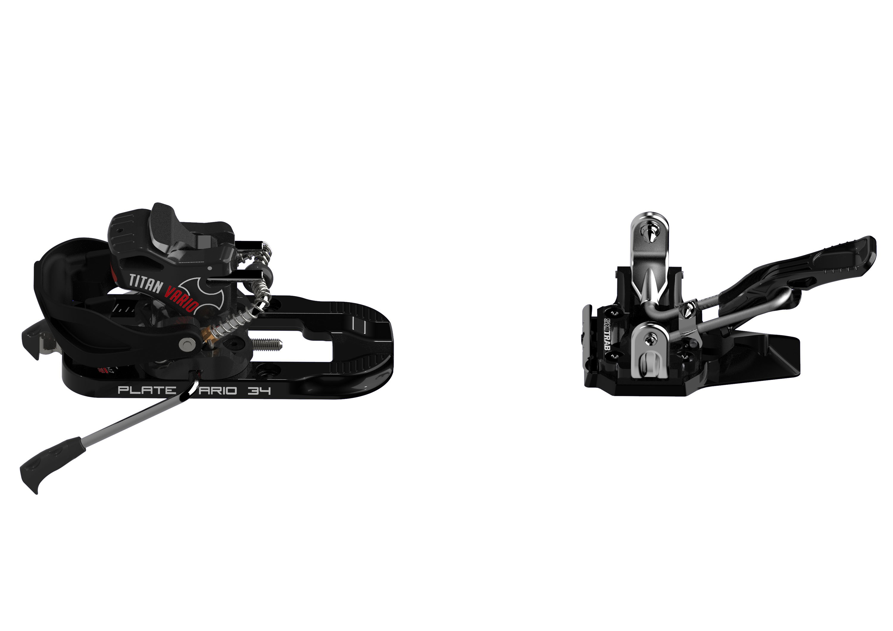 BINDINGS TITAN VARIO.2 RENTAL + ST