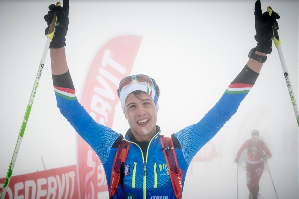 Europeans Etna: Bertolina, Sostizzo, Osichkina and Magnini are Gold in VK
