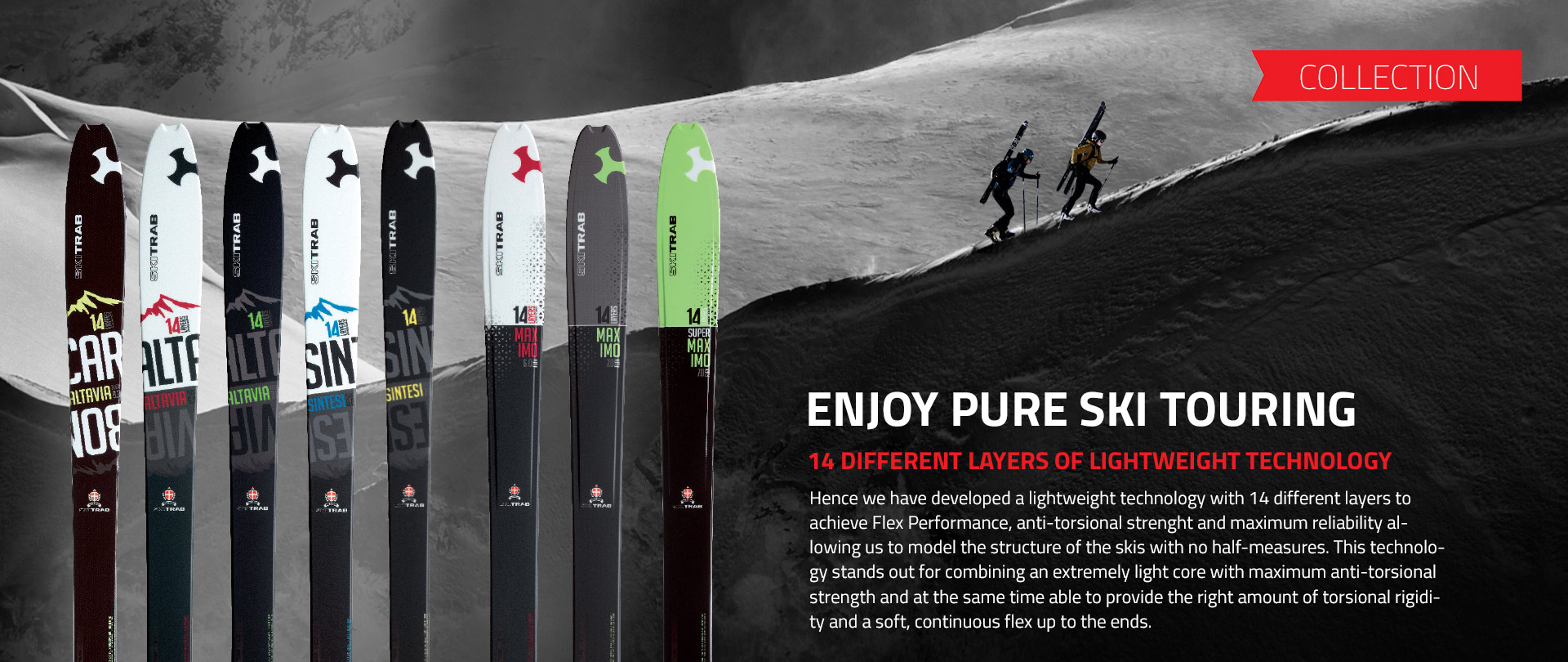 Pure Ski Touring Collection