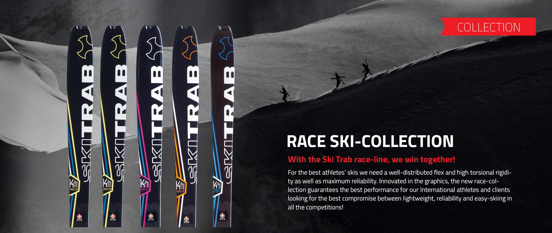 RACE-SKI COLLECTION