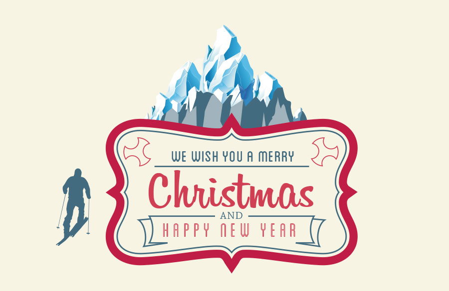 SKI TRAB Team wish you a snowy Christmas!