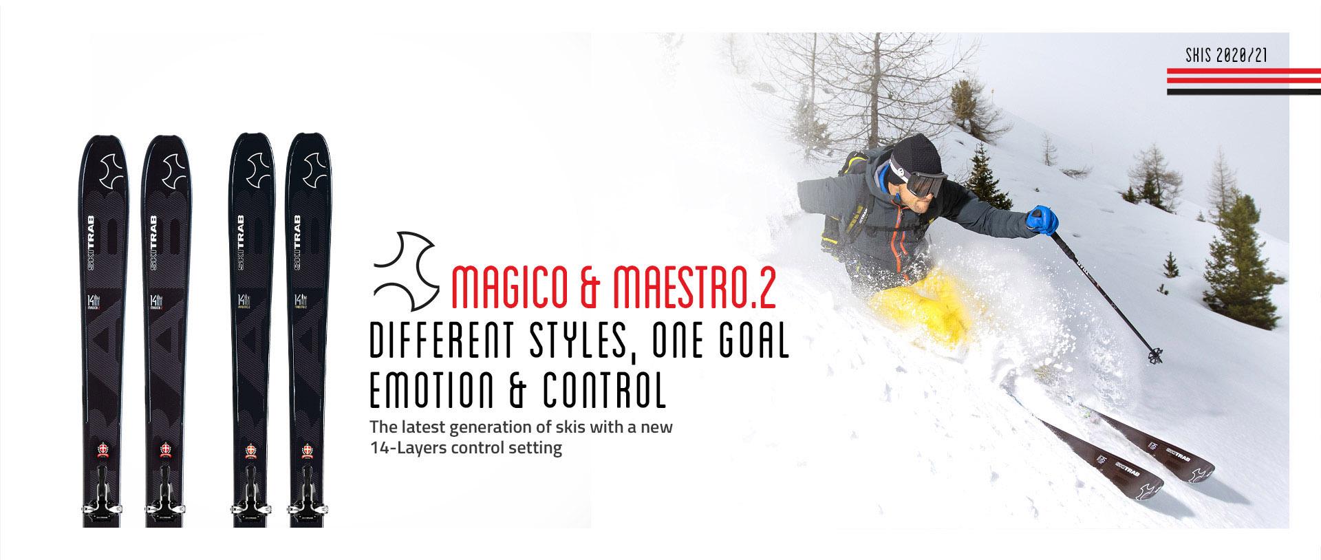 Magico.2 & Maestro.2
