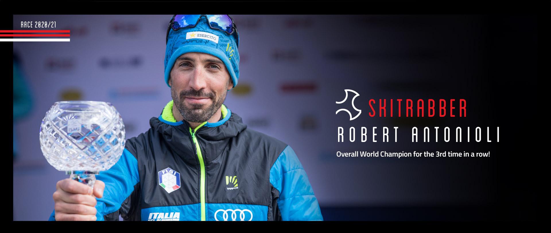 Ski Trab conquista il titolo Italiano skialp