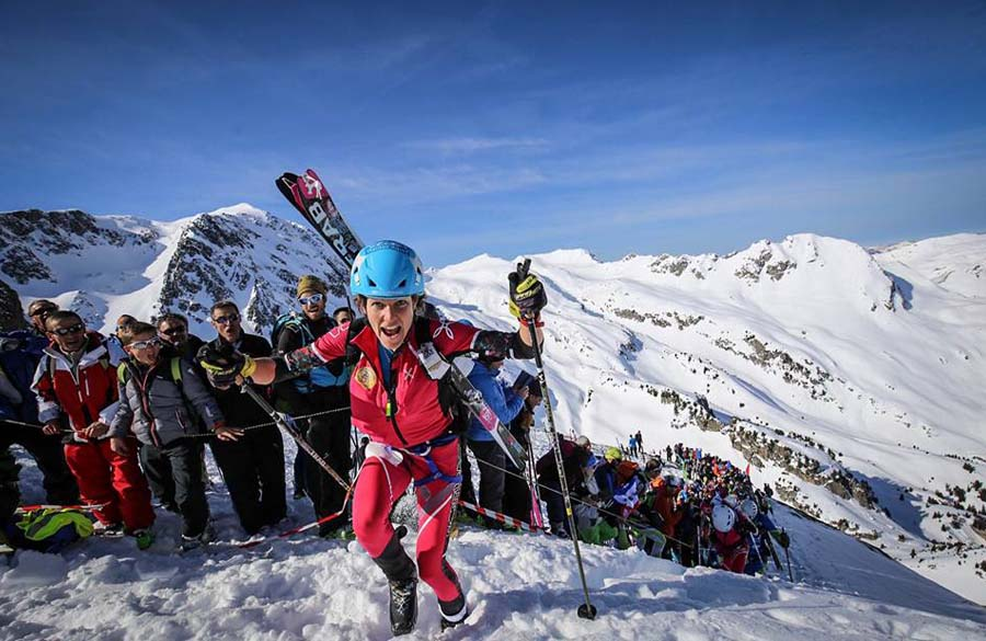 Pierra Menta, victory for Roux, third Boscacci