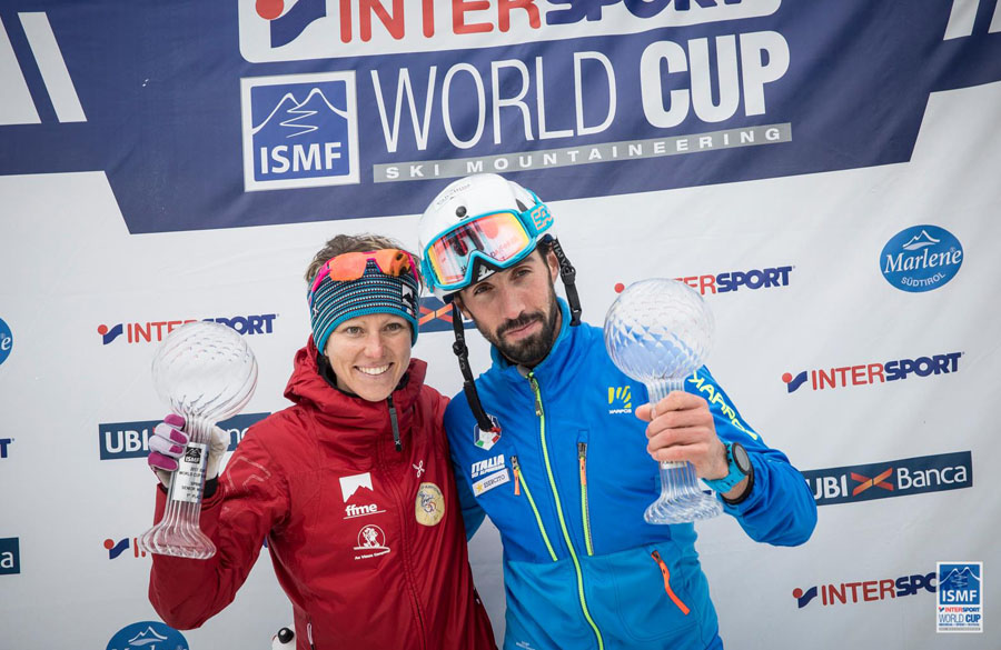 Skimountaineering World Cup: Boscacci leader in the sprint race , Antonioli and Roux win the sprint World Cup